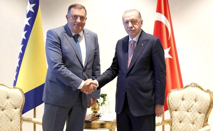 Cumhurbaşkanı Erdoğan Bosna Hersek'i ziyaret edecek