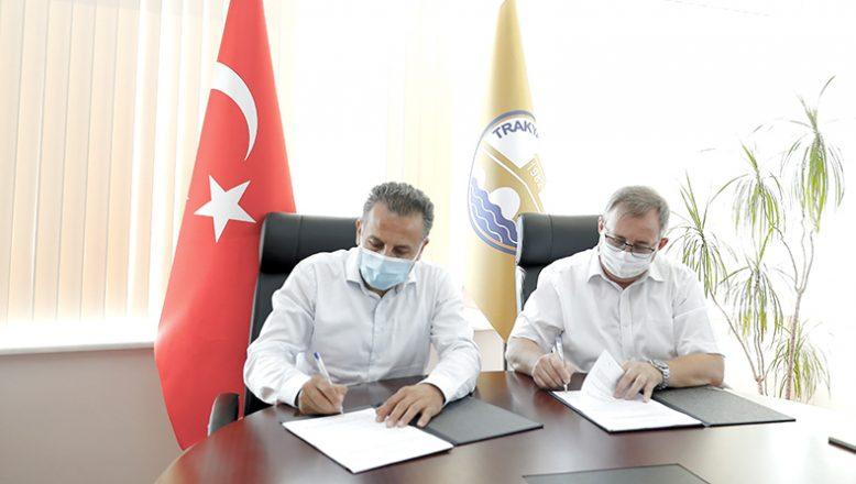 Harç tahsilatı protokolü imzalandı