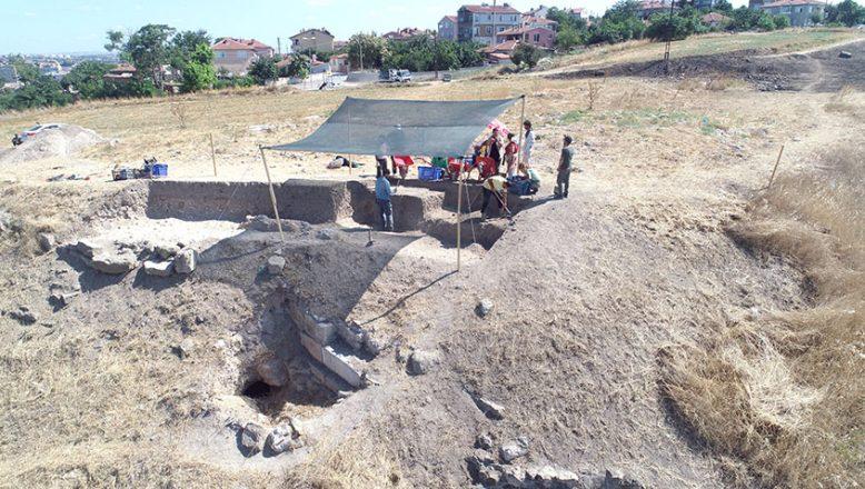 2600 yıllık antik kent gün yüzüne çıkıyor