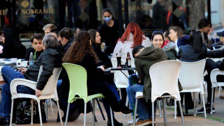 Bulgaristan'ın başkenti Sofya'da, yeni salgın önlemleri getiriliyor