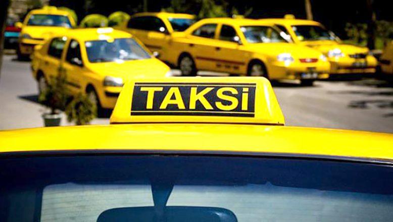 Taksi plaka kullanım hakkı kiralanacak