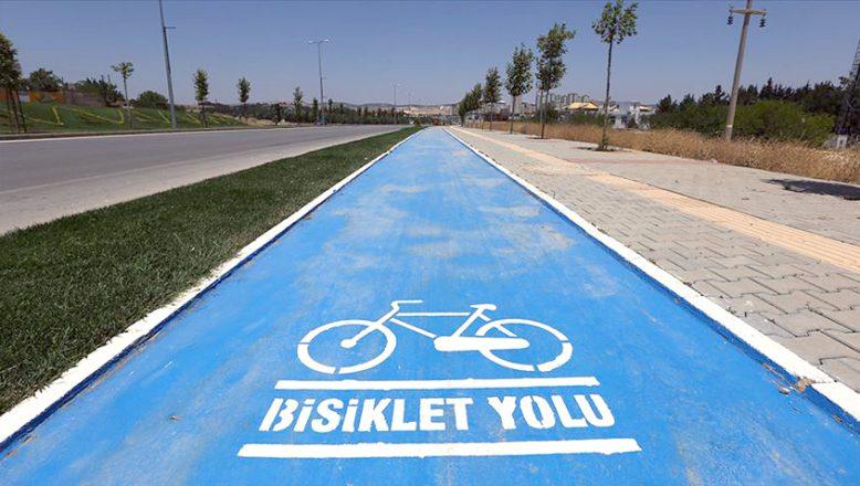 Bisiklet yolu yaptırılacak