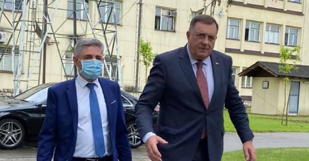 Bosna Hersek'te yangın söndürme çalışmalarına siyasi engel