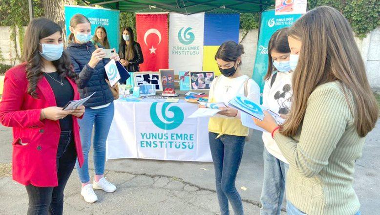 Romanya'da Türk Dili Günü kutlandı