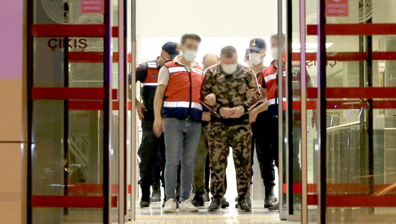 Uluslararası uyuşturucu çetesi operasyonunda 3 tutuklama