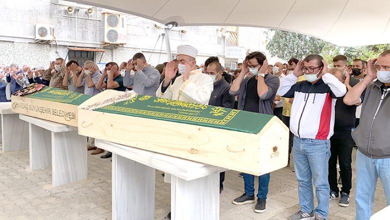 Ölü bulunan aile hekiminin cenazesi toprağa verildi