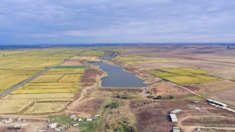 78 bin dekar arazi modern sulamaya kavuşacak