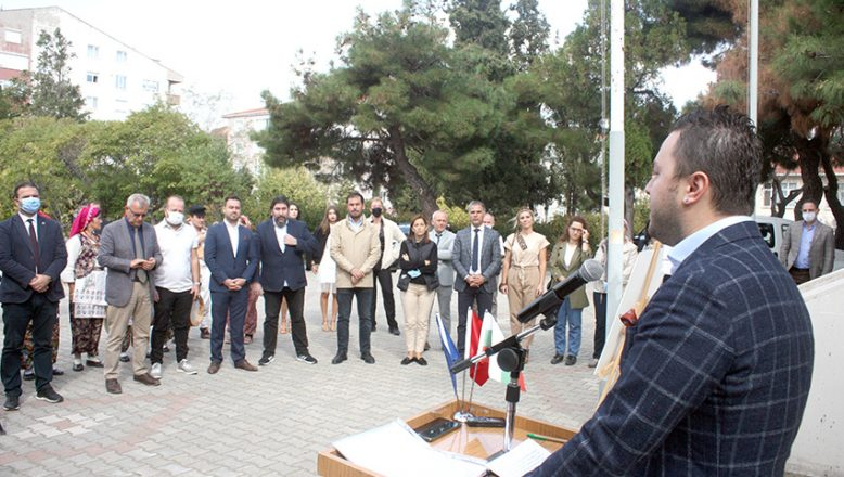 Keşan'da AB projesinin etkinlikleri yapıldı