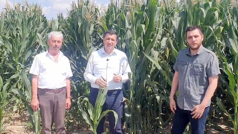 """Gaytancıoğlu, """"Çiftçi çok zor durumda"""""""