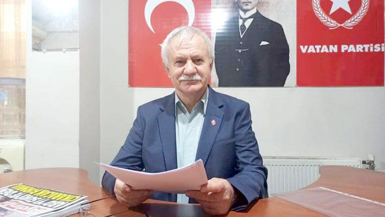 """""""Türkiye'yi parçalayamazlar"""""""