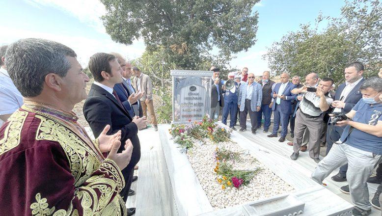 Kel Aliço, adının verildiği köyde anıldı