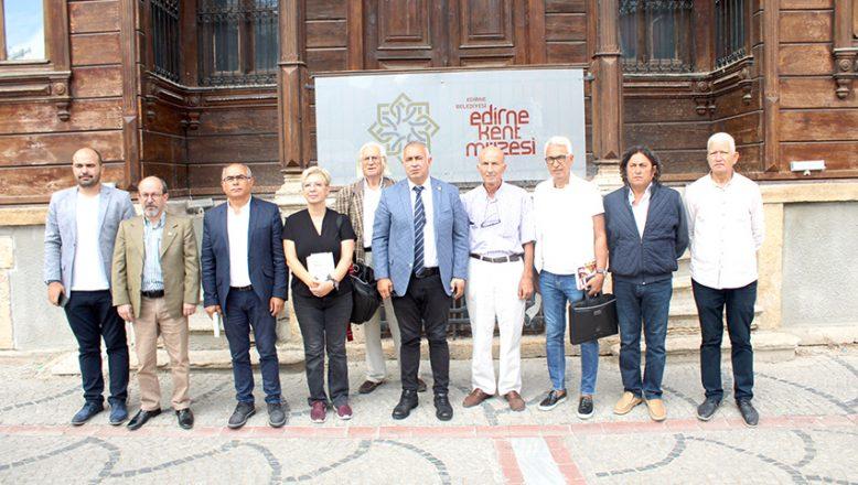 Genel Kurul Edirne'de yapılacak