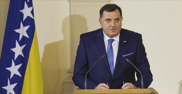 Bosnalı Sırp liderden tehlikeli açıklama