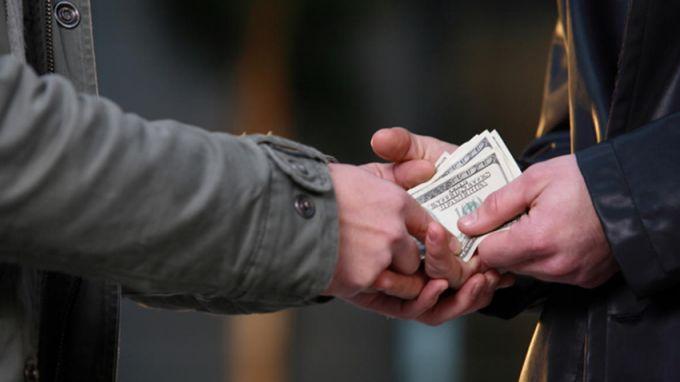 Bulgarsitan'da rüşvet tutuklaması