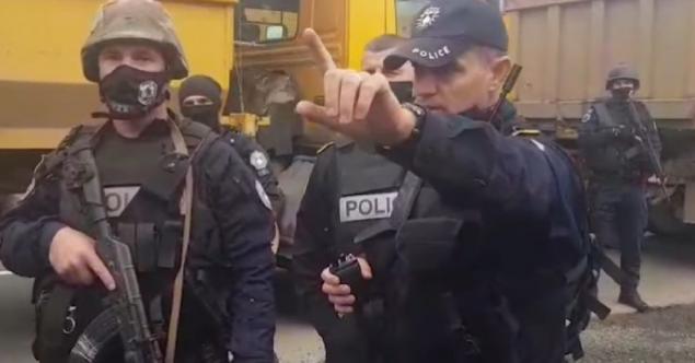 Kosova-Sırbistan sınırında gerginlik
