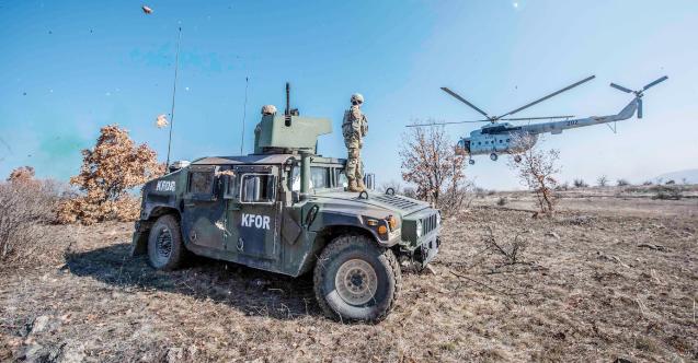 NATO'dan Kosova'da önlem