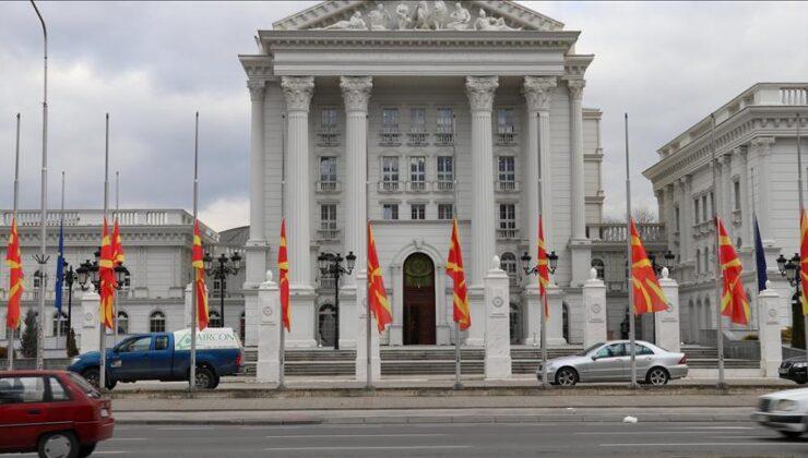 Kuzey Makedonya'da 3 günlük yas ilan edildi