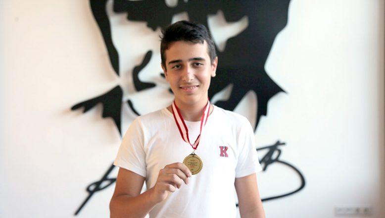 Teniste Türkiye şampiyonu oldu