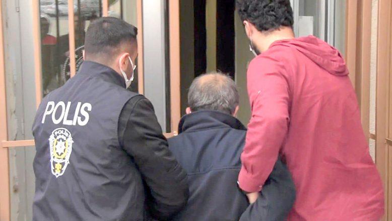 Gelinini vahşice öldüren kayınpeder tutuklandı