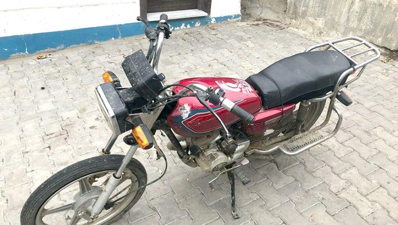Motosiklet hırsızlığına 14 gözaltı