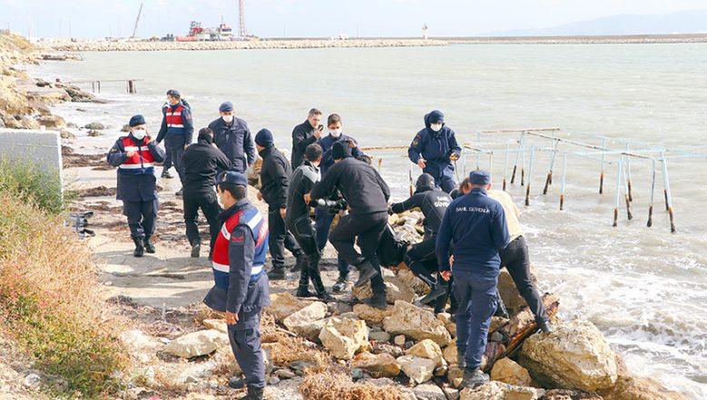 Bottan denize düşerek kaybolan kişinin cesedi bulundu