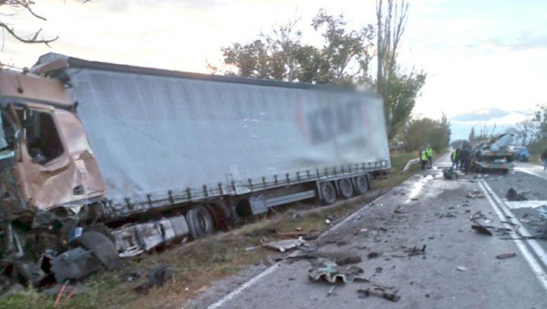 Bulgaristan'da trafik kazası can aldı