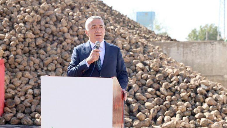 Alpullu Şeker Fabrikası'nın sezon açılışı yapıldı