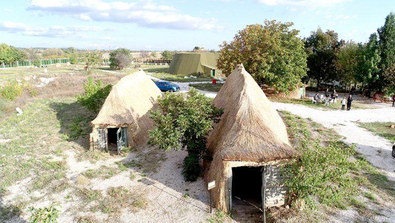 8 bin yıllık köy yaşamı gelecek kuşaklara aktarılacak