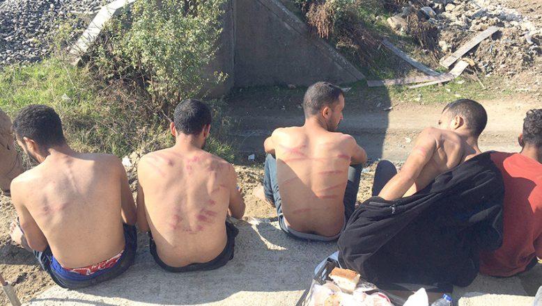 Sınırda Yunan zulmü!