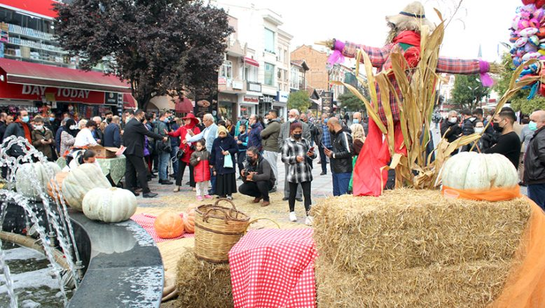 Kabak Festivaline tatlı davet