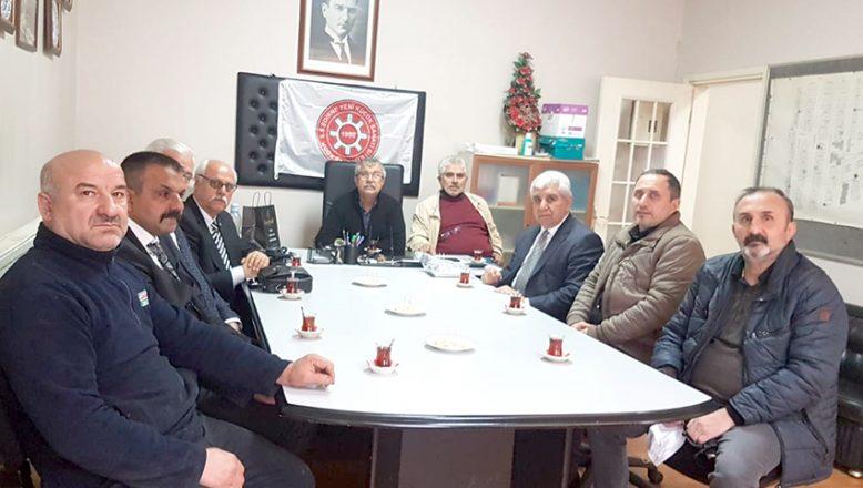 MHP'nin ziyaretleri sürüyor