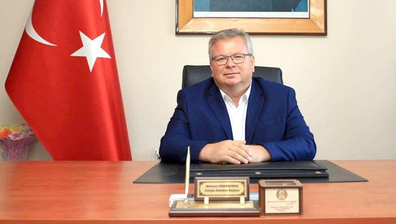 Başkan Ormankıran'ın testi pozitif çıktı