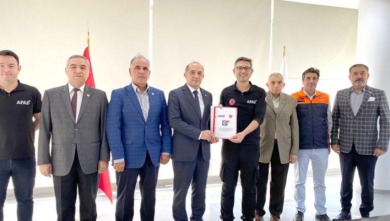 TEMAD ve AFAD işbirliği protokolü imzaladı