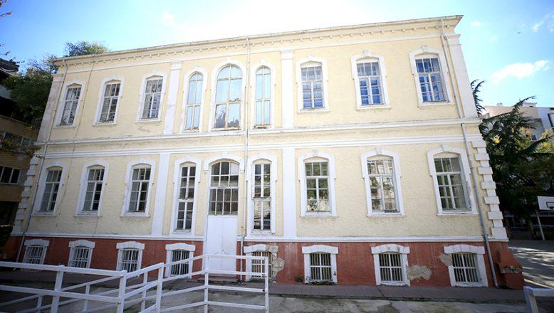 İlkokul binası restore edilecek