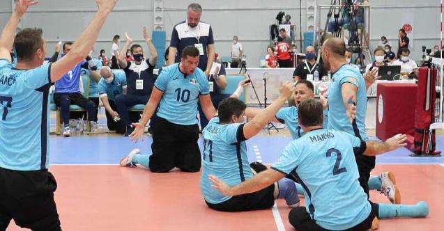 Bosna Hersek 10. kez Avrupa şampiyonu