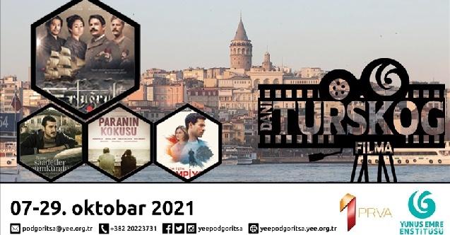 """Karadağ'da """"Türk Filmi Günleri"""" başlıyor"""