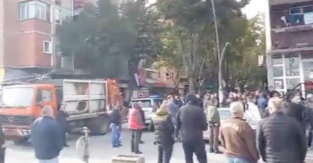 Kosova'nın kuzeyinde operasyon: Sırplar sokağa döküldü