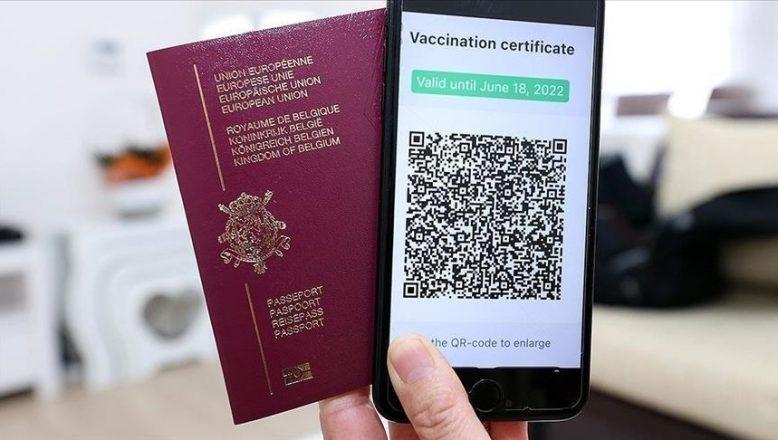 Bulgaristan'da antijen test sonucu pozitif çıkan kişilere de yeşil sertifika verilecek