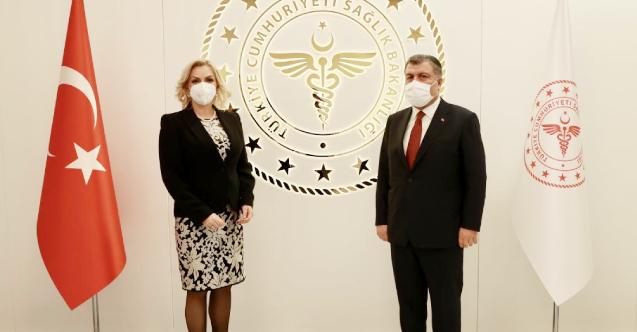 Türkiye, Karadağ'a 100 bin doz aşı bağışlayacak